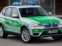 BMW x3 Security Police