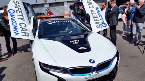 BMW i8 Official Safety Car Of Formula E