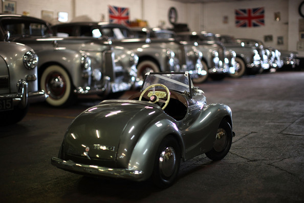 Largest Collection of Cars