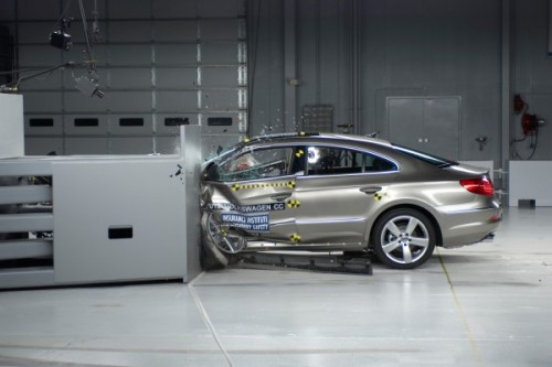 carsafety_Frontal Impact Test
