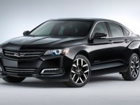 chevrolet impala blackout concept for 2014 sema show