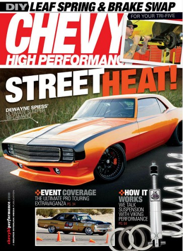 Chevy High Performance - August 2014
