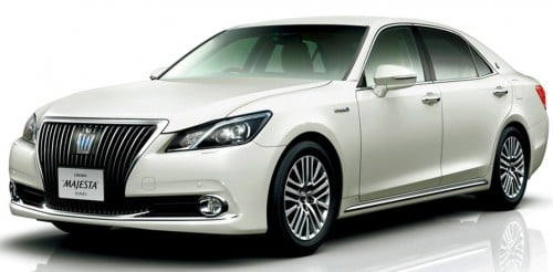Toyota Crown Majesta 2014