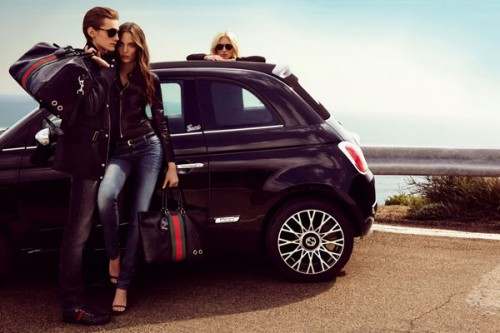 Fiat 500C by Gucc