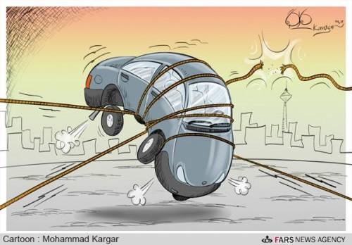 قیمت خودرو مهار نمی شود؟