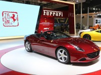 Ferrari Chinese year of the horse logo unveiled at 2014 Beijing auto-show
