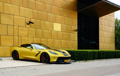 Geiger Tuned C7 Corvette Stingray
