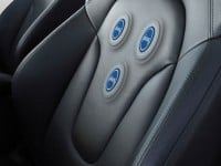 heart rate sensing car seat