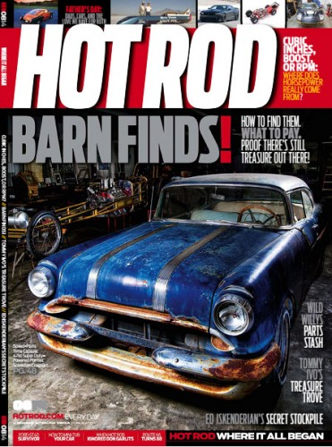 Hot Rod - August 2014
