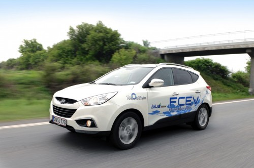 hyundai-kia hydrogen fuel cell electric vehicle