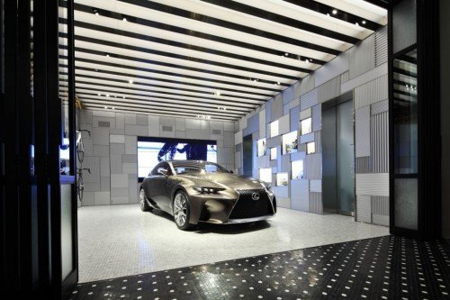 intersect by lexus culture and design store tokyo
