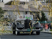 1934 Packard convertible takes Best In Show at Pebble Beach