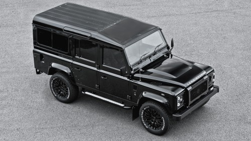 Land Rover Defender 7-Seater Tuned by Kahn