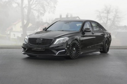 Mercedes-Benz Mansory S63 AMG