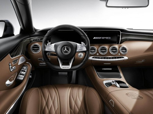 2015 Mercedes S65 AMG Coupe