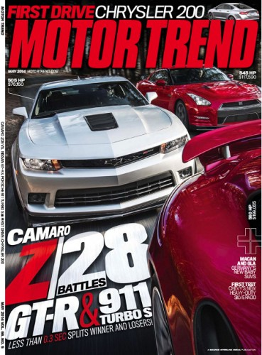 Motor Trend - May 2014
