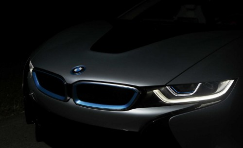 munichs flame throwers bmw claims to be the first with laser headlights