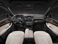 X166 interior