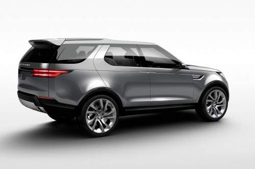 land-rover Discovery tech