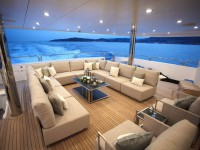 Sunseeker 155 super yacht