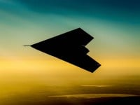 Taranis in flight