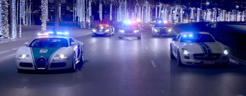 Dubai police fleet showcased in Fast and Furious-styled video