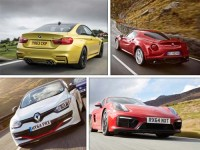 the 9 best sports cars of the year