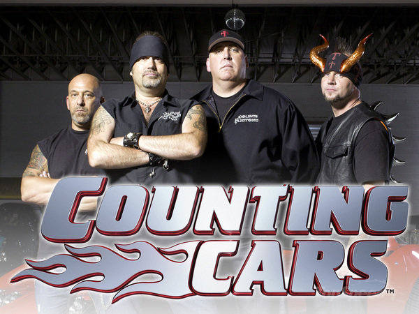 tocounting cars