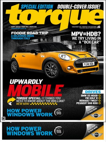 Torque Singapore - May 2014