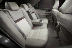 toyota camry xle seat