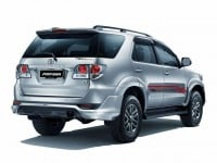Toyota Fortuner Facelift 2014