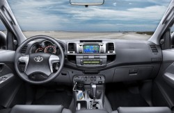 2012 Toyota Hilux facelift