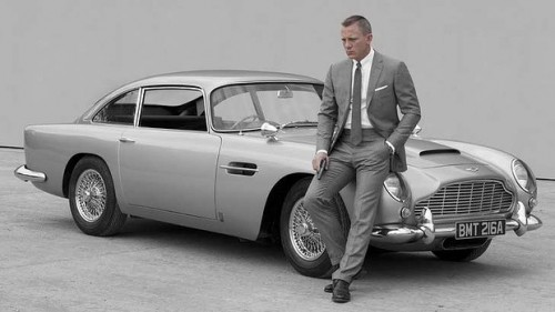 BD5 and daniel craig