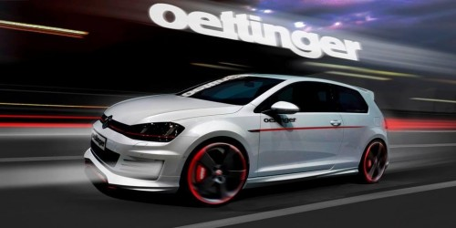 Volkswagen Golf 7 GTI Tuned by Oettinger