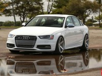 Audi A4 Vossen Wheels