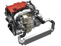 New Honda VTEC Turbo Engine 2.0 Liter