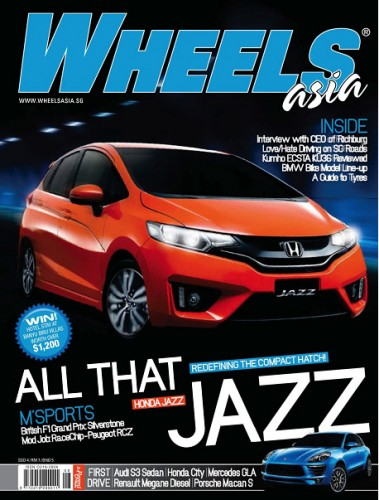 Wheels Asia - August 2014